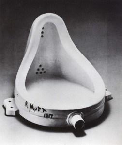 Duchamps fountain