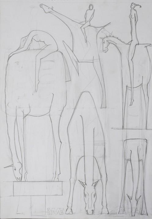 A2 sketch