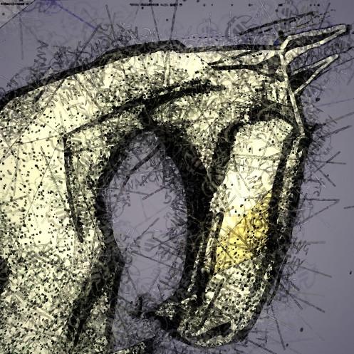 a horse head15